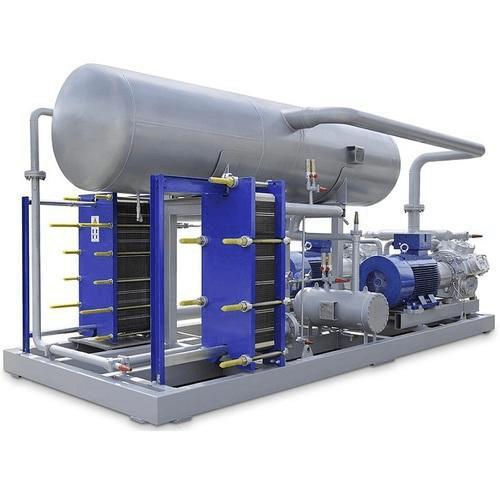 Ammonia Ref Plant Machinery