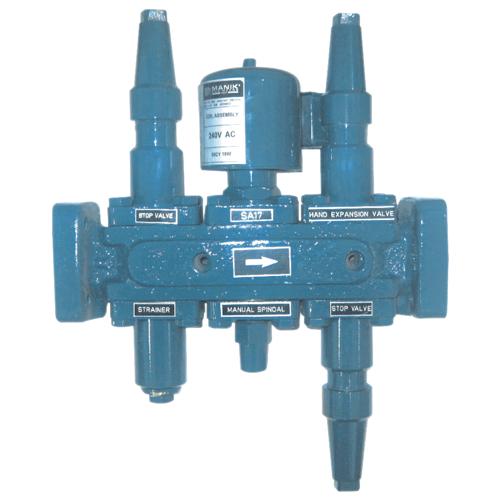 Multi Function Valve Station