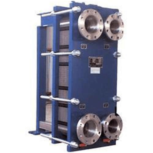 Ammonia Plate Freezer (Condenser Application)