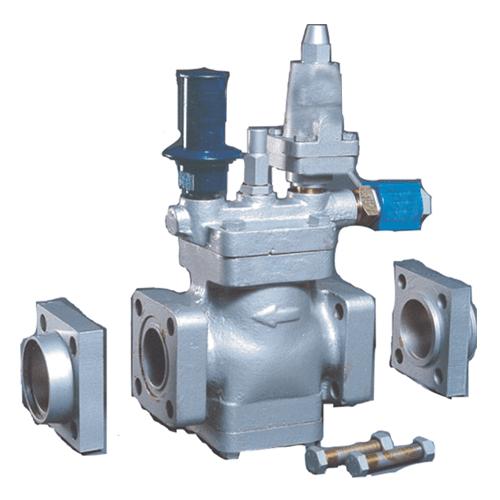 Ammonia Refrigeration Controls/Valves