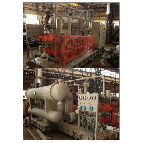Ammonia Ref. Plant Turnkey Solutions