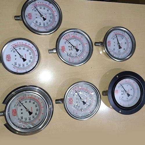 Pressure Gauges For Ammonia