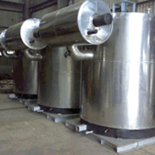 Ammonia Flake Ice Machine