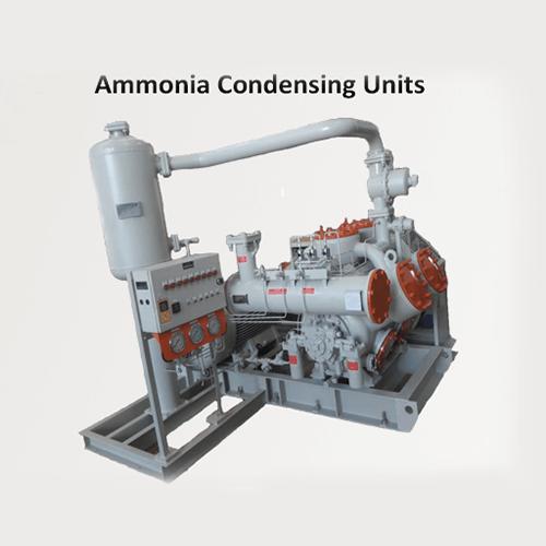 Ammonia Condensing Units