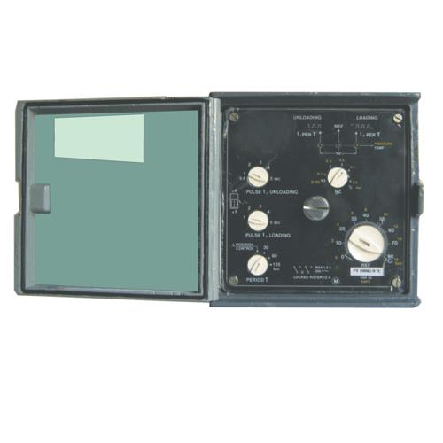 Screw Compressor Capacity Controller